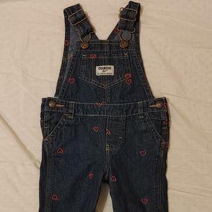 Oshcosh overalls